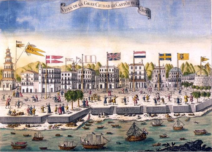 Kanton historik