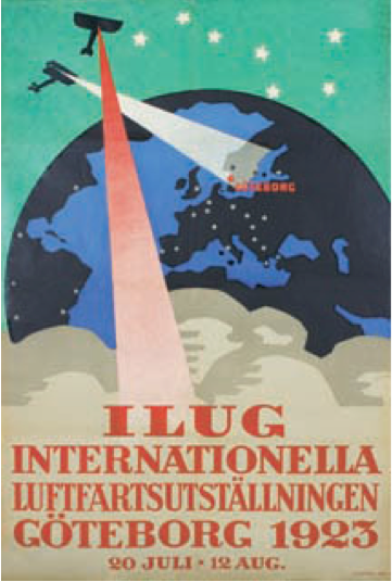 Luftfartsutställningen i Göteborg 1923