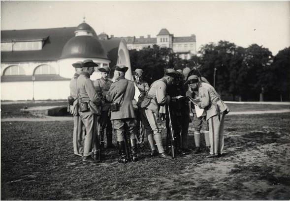 Landstormen, 1914 - Heden